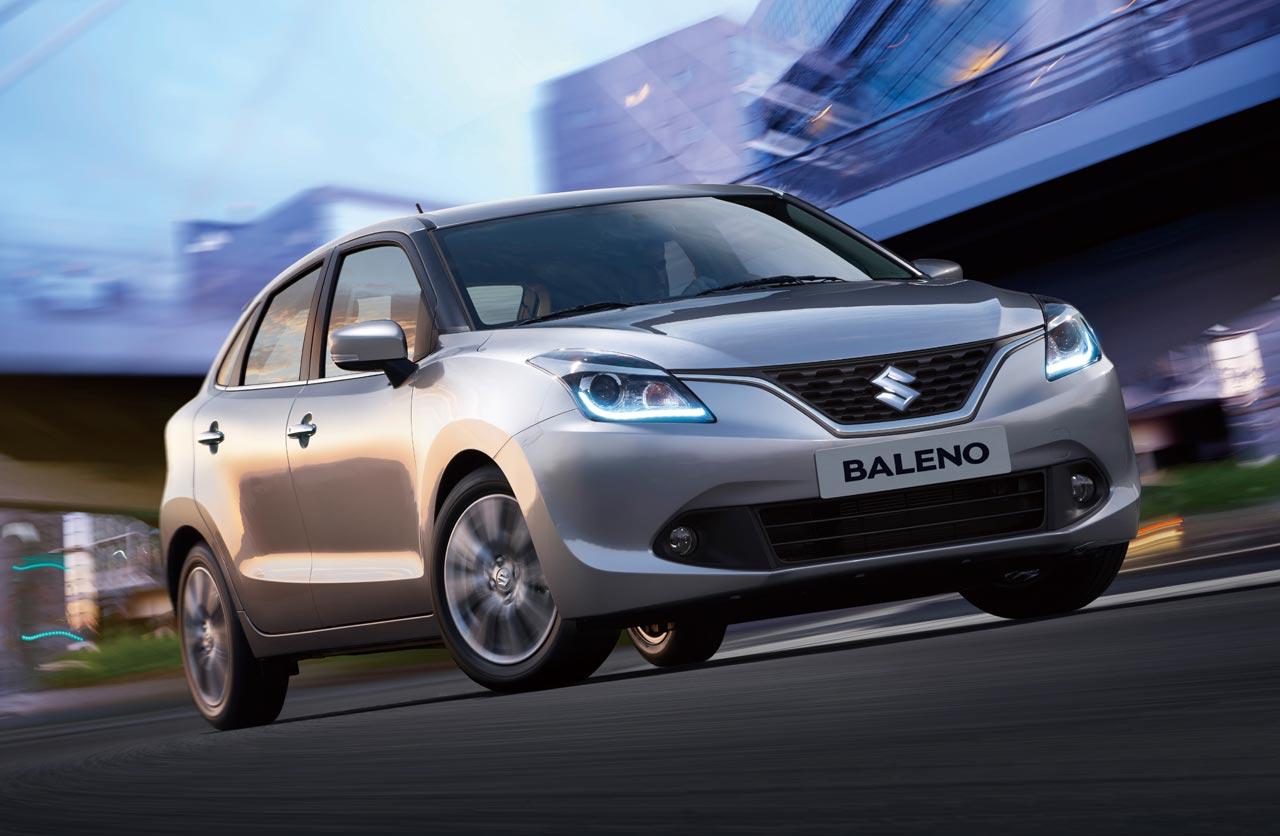 Suzuki Baleno, a la venta en Argentina