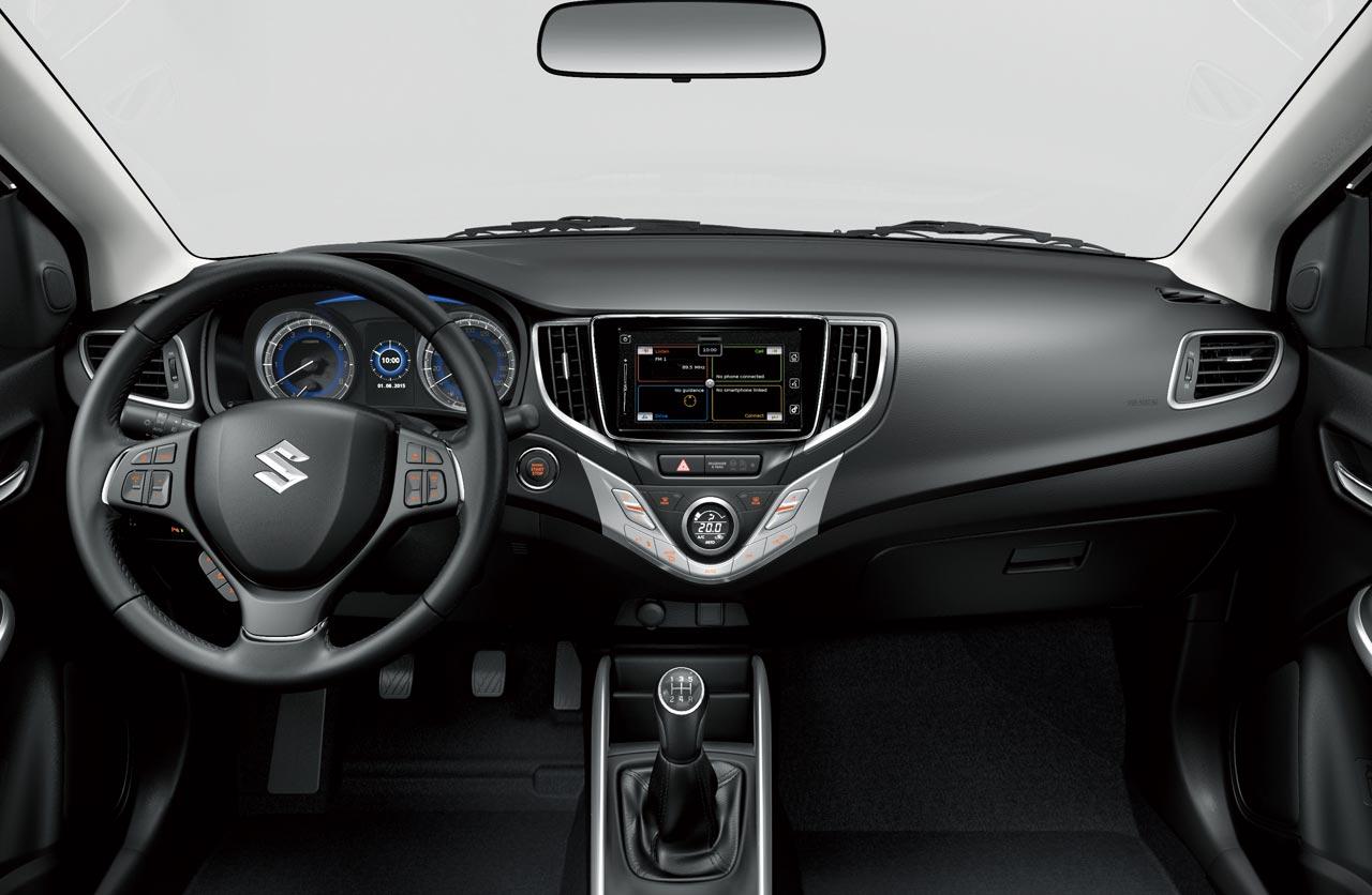 Interior Suzuki Baleno