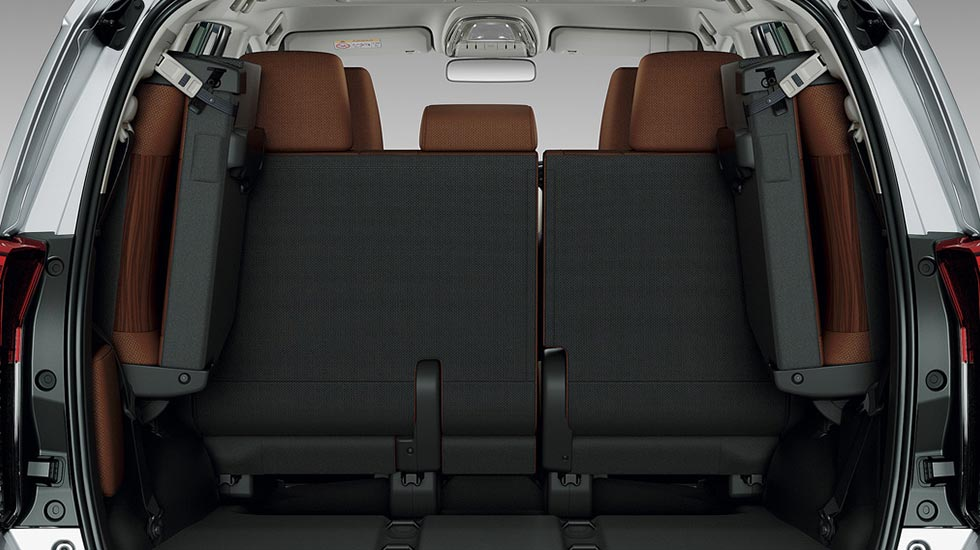 Baúl Toyota Innova
