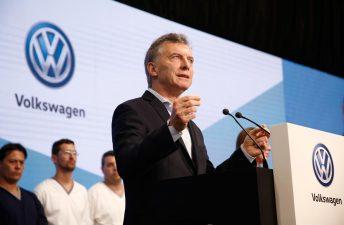 Volkswagen anunció inversión de U$S 650 millones para producir un SUV en Argentina
