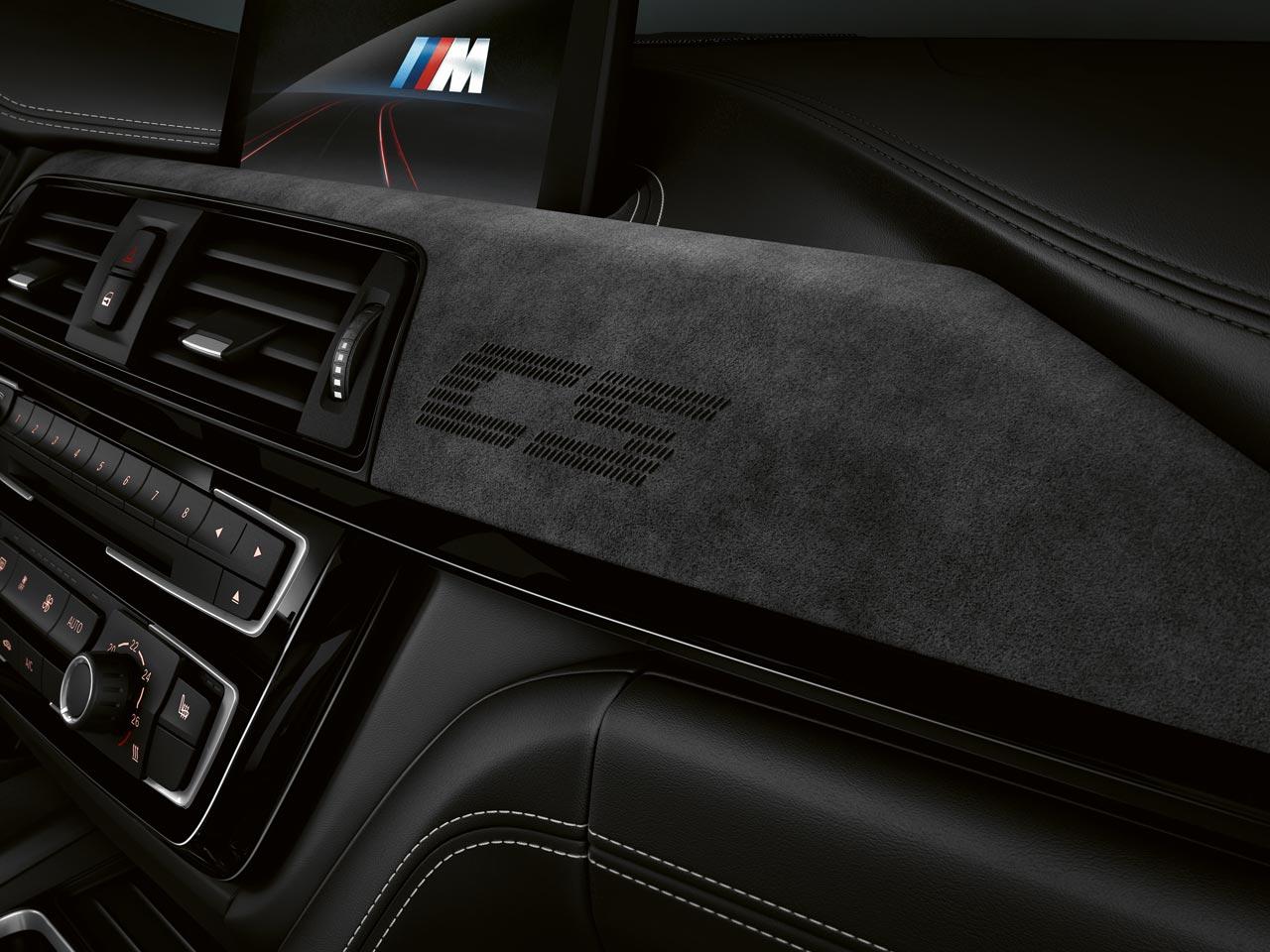 Interior BMW M3 CS