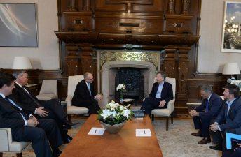 GM presentó al Presidente Macri inversión de U$S 500 millones