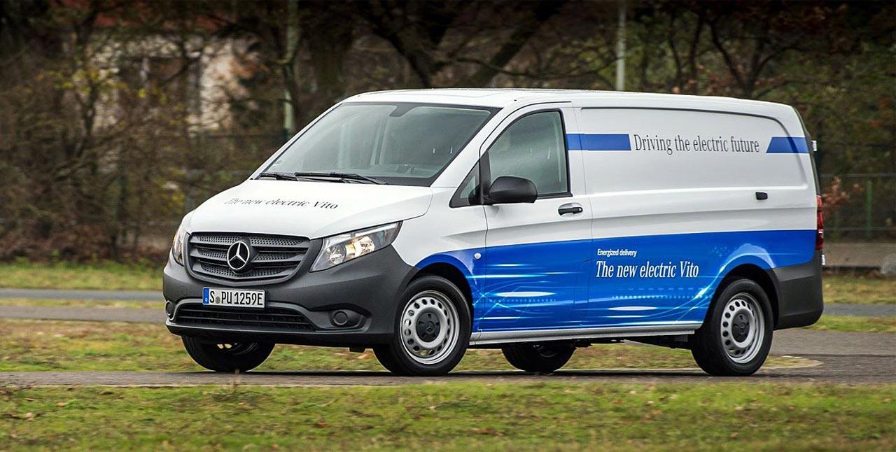 Mercedes-Benz Vito eléctrica