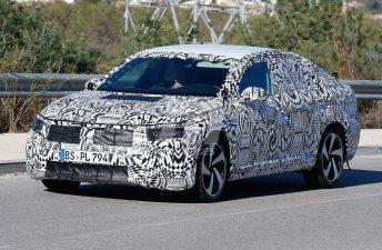 Volkswagen prepara el futuro Vento GLI