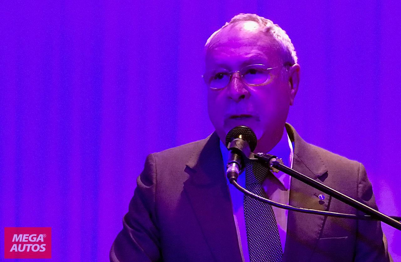 Alberto Príncipe, presidente de la CCA