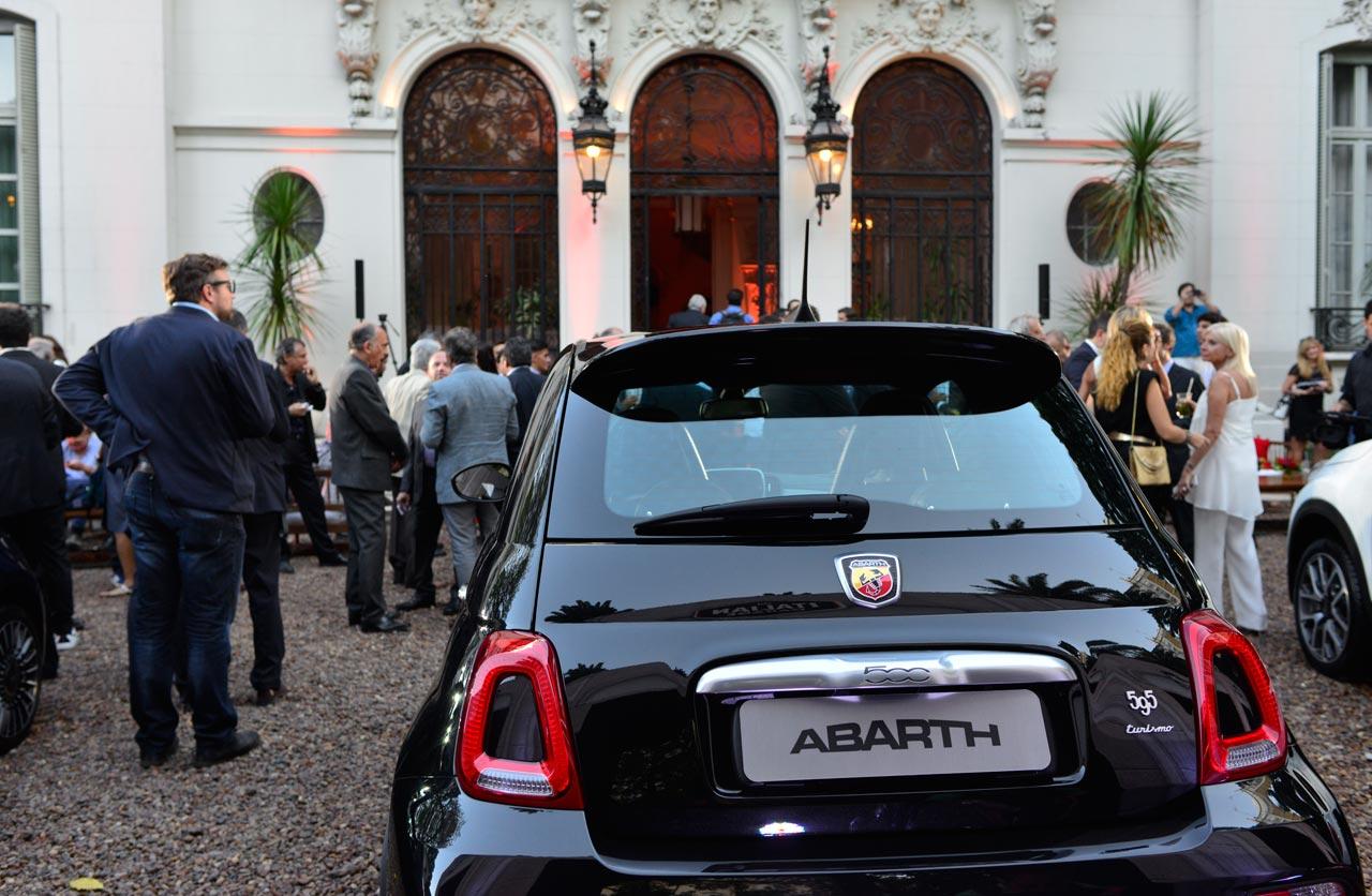 fiat trajo el italian garage a argentina mega autos