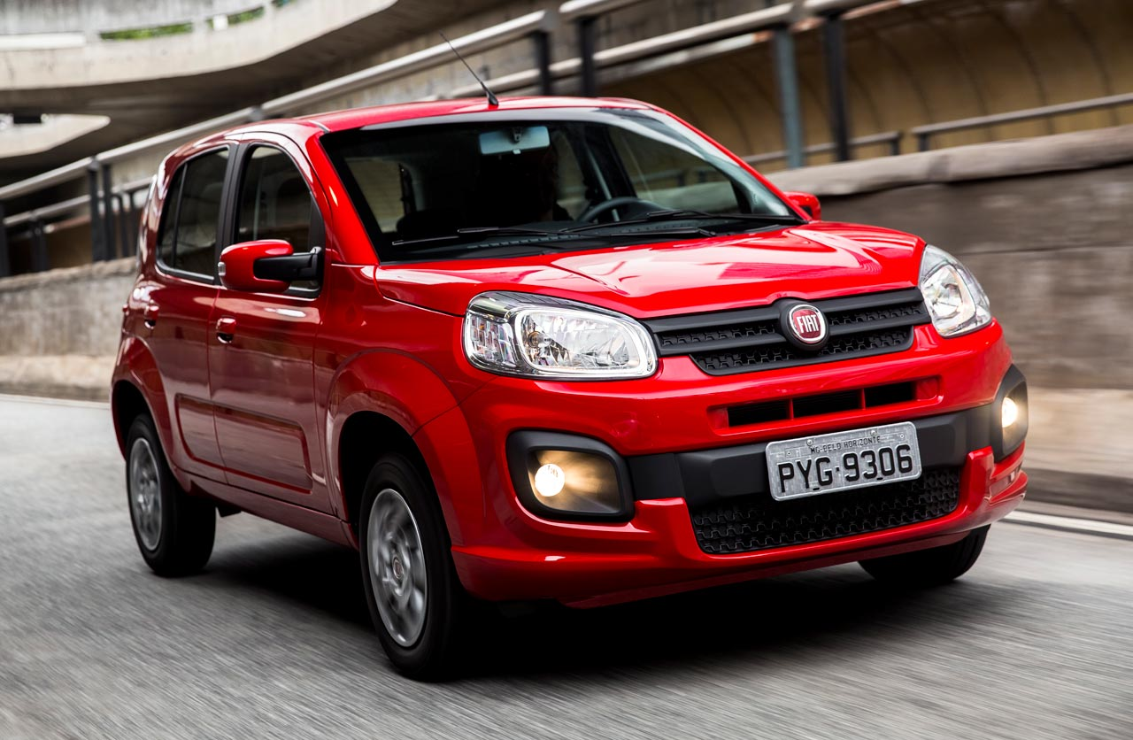 La nueva generación del Fiat Uno, para 2020