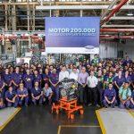 Ford Argentina celebra la producción del motor Puma número 200.000