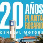 La planta de GM en Alvear cumple 20 años