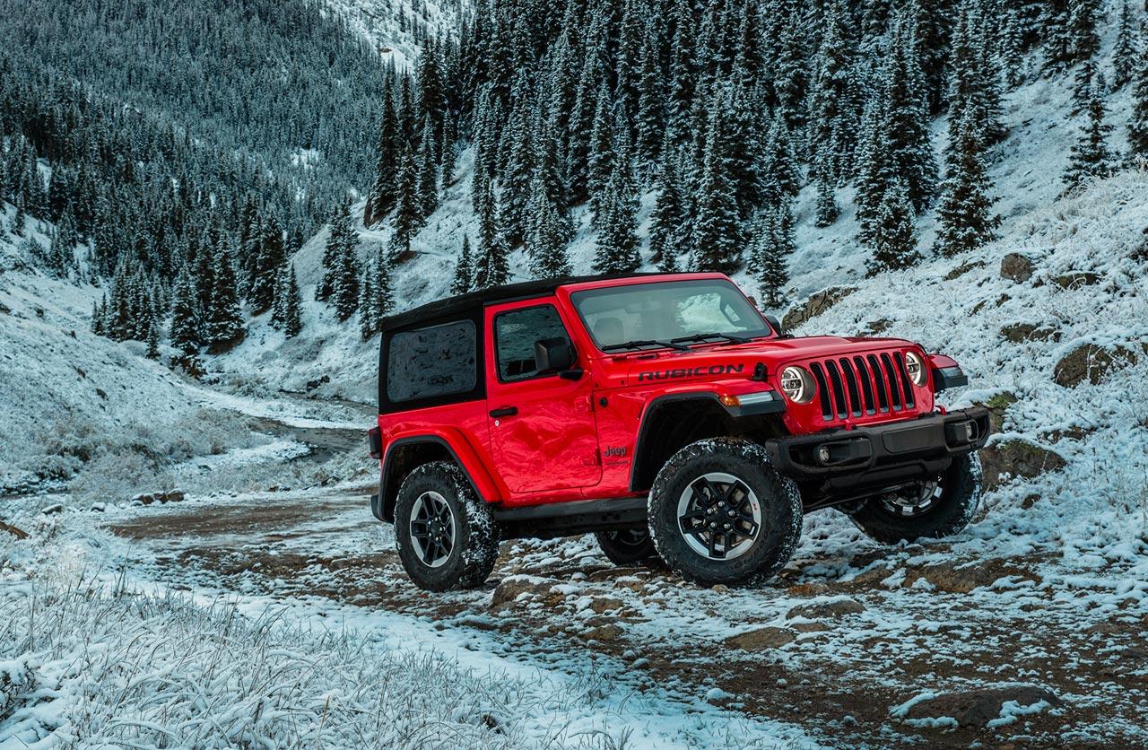 Así es la nueva generación del Jeep Wrangler