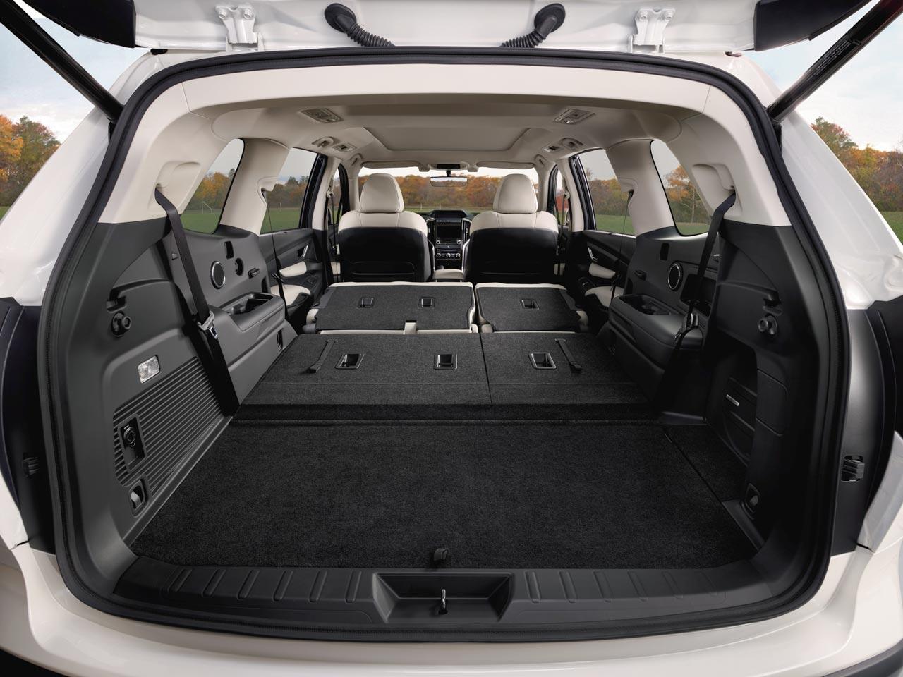 Baúl Subaru Ascent