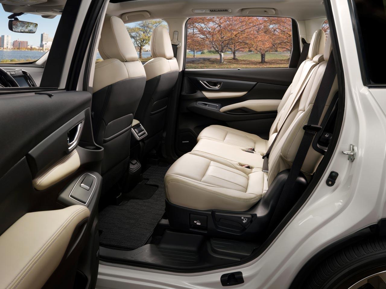 Interior Subaru Ascent