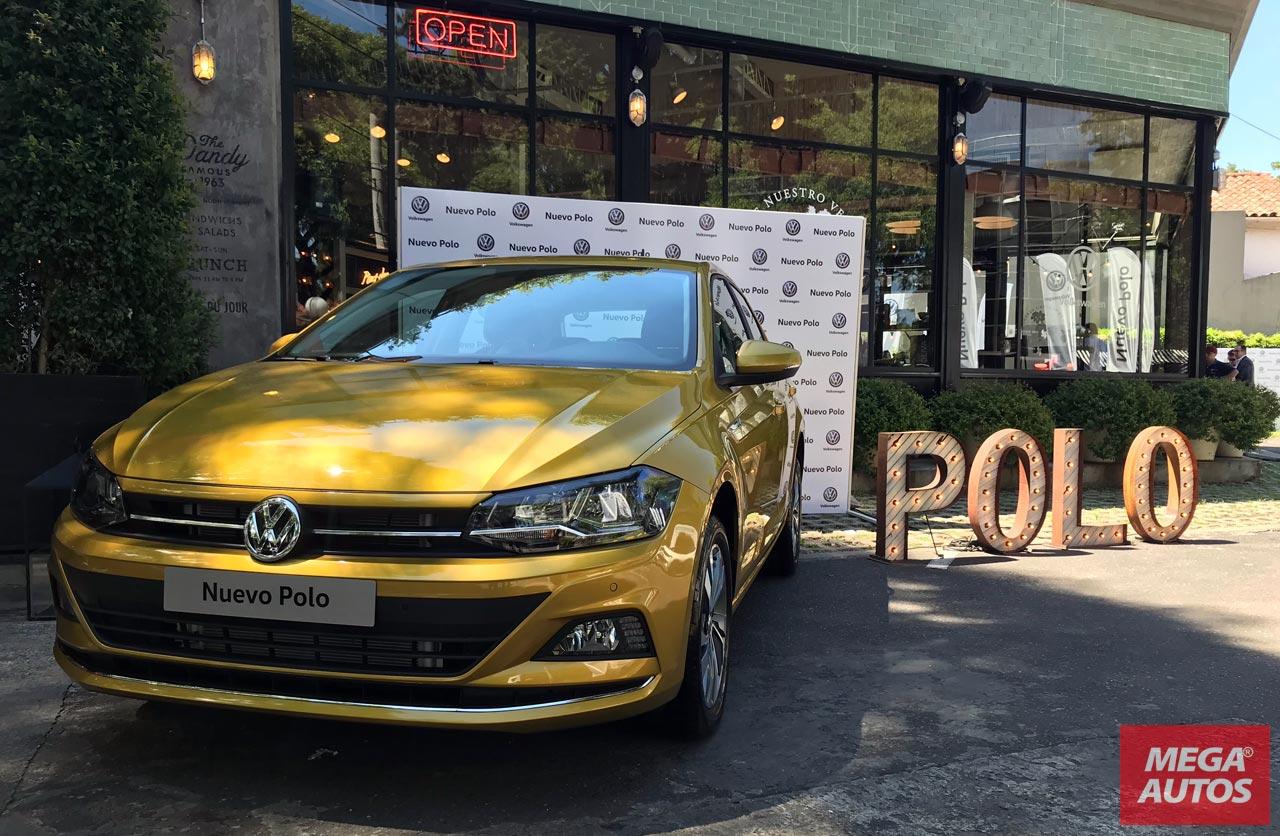 Así es el Volkswagen Polo Highline: desde enero en Argentina