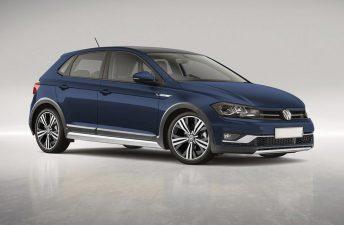 ¿El nuevo VW Polo con un toque off road?