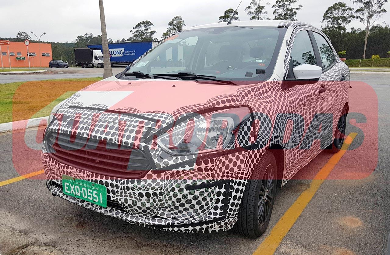 Ford Ka 2018 QR