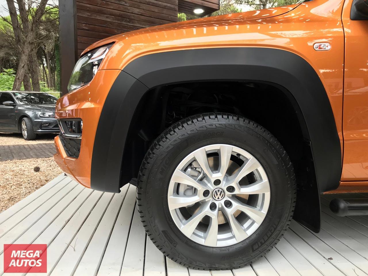 Neumáticos Volkswagen Amarok V6 Comfortline