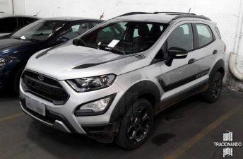 Storm, la futura versión de la Ford EcoSport