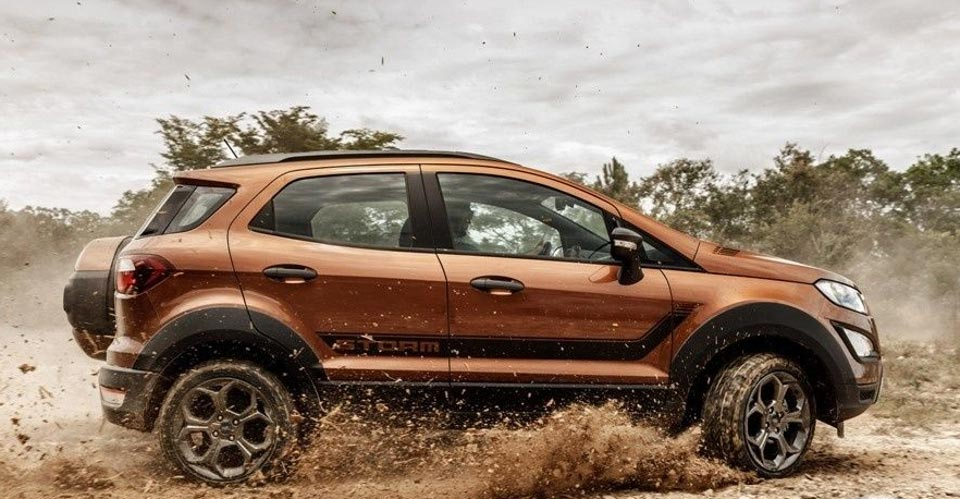 Ford EcoSport Storm