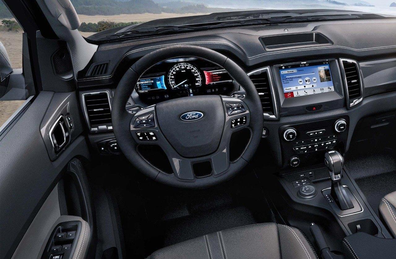 Ford Ranger, con cambios para Estados Unidos - Mega Autos