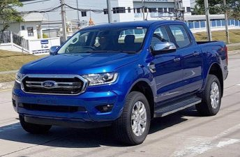 """Tailandia: nueva """"cara"""" para la Ford Ranger"""