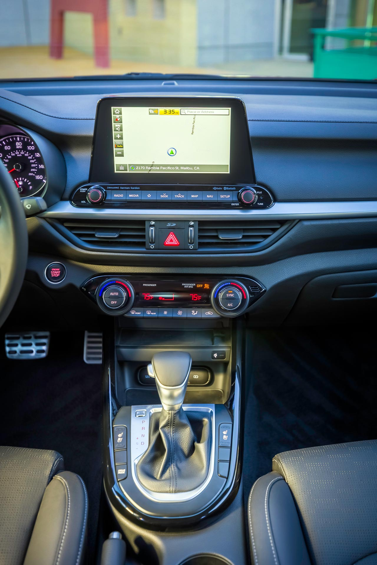 Esta es la nueva generación del Kia Cerato - Mega Autos