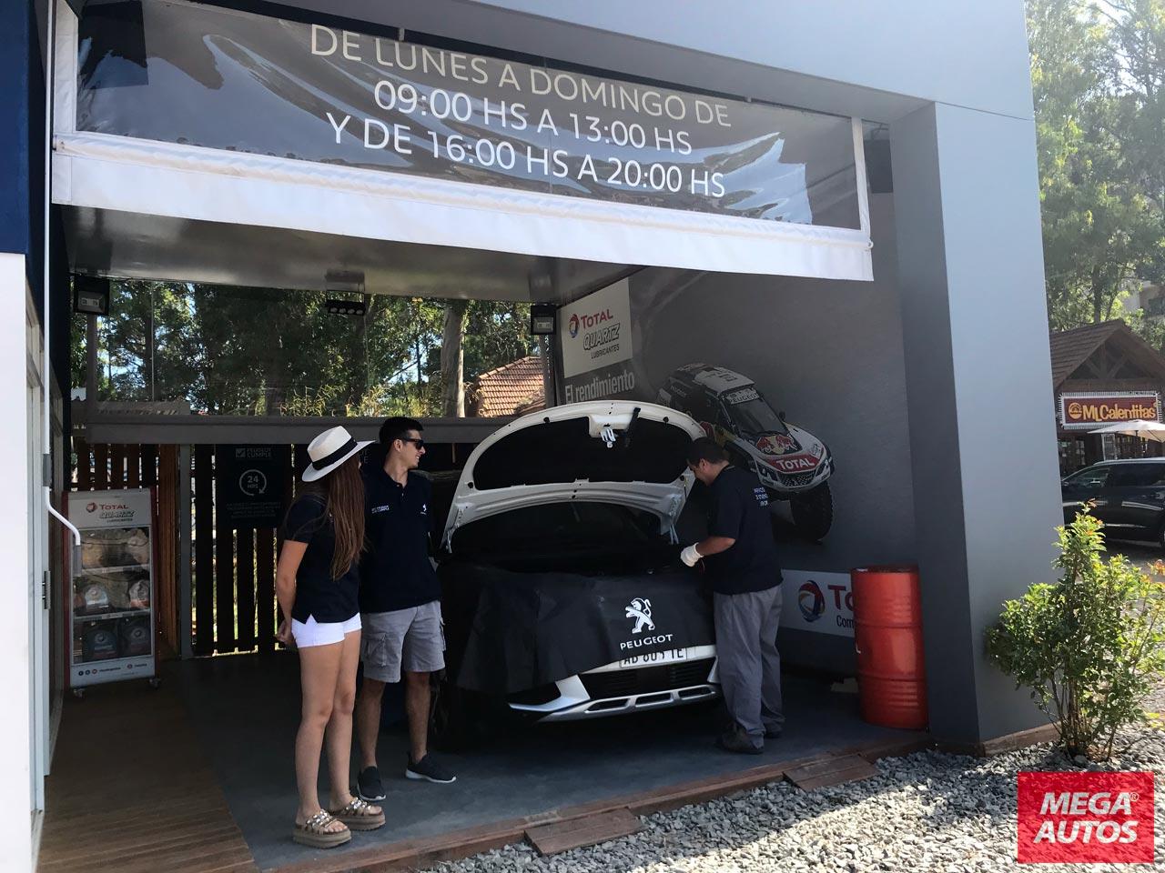 Peugeot Postventa Pinamar 2018