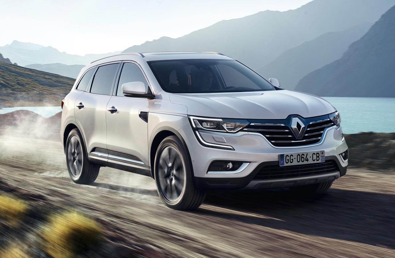 Segunda generación Renault Koleos