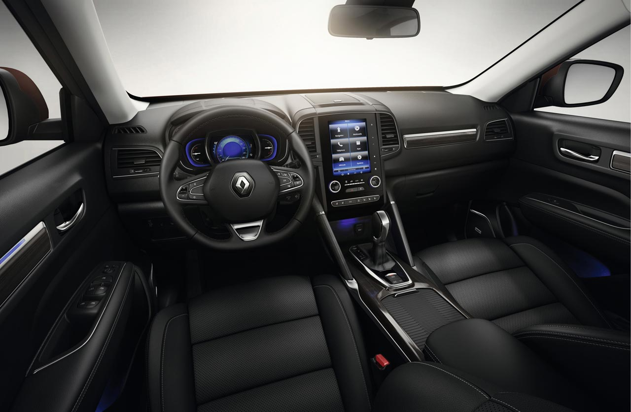 Interior Renault Koleos