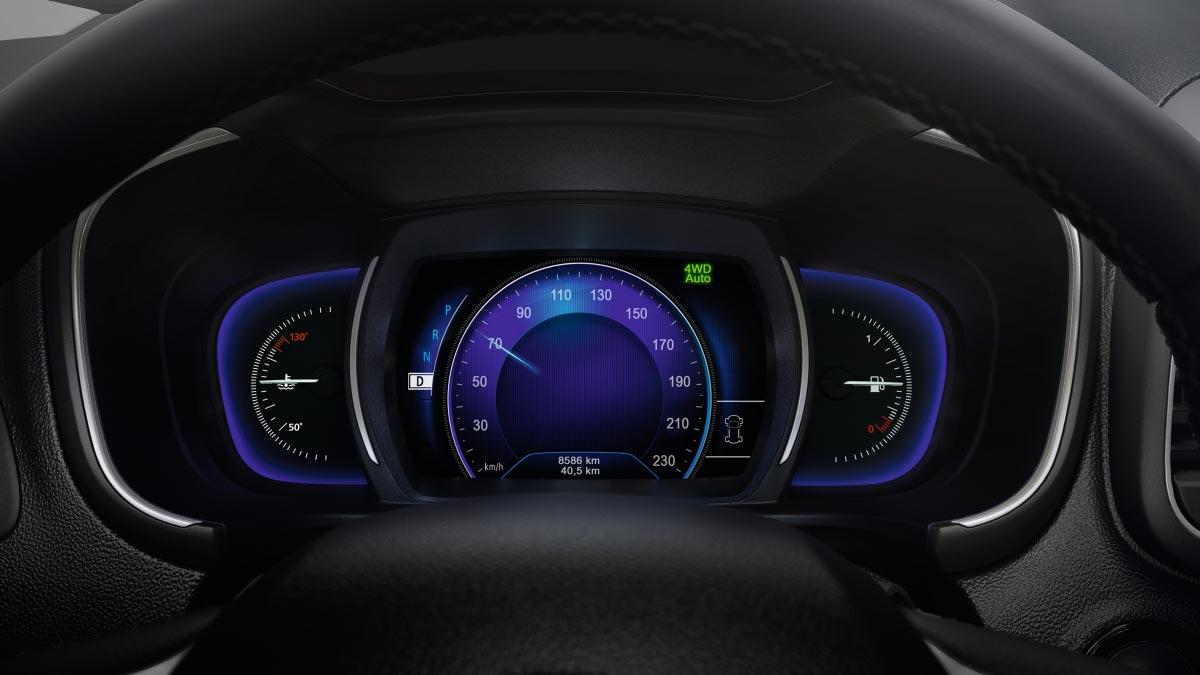 Tablero Renault Koleos
