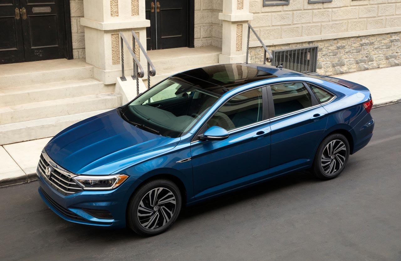 Volkswagen Vento 2019