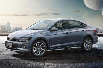 El Volkswagen Virtus debutó en Brasil