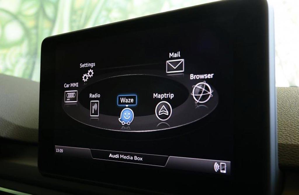 Audi, con nuevo sistema de conectividad