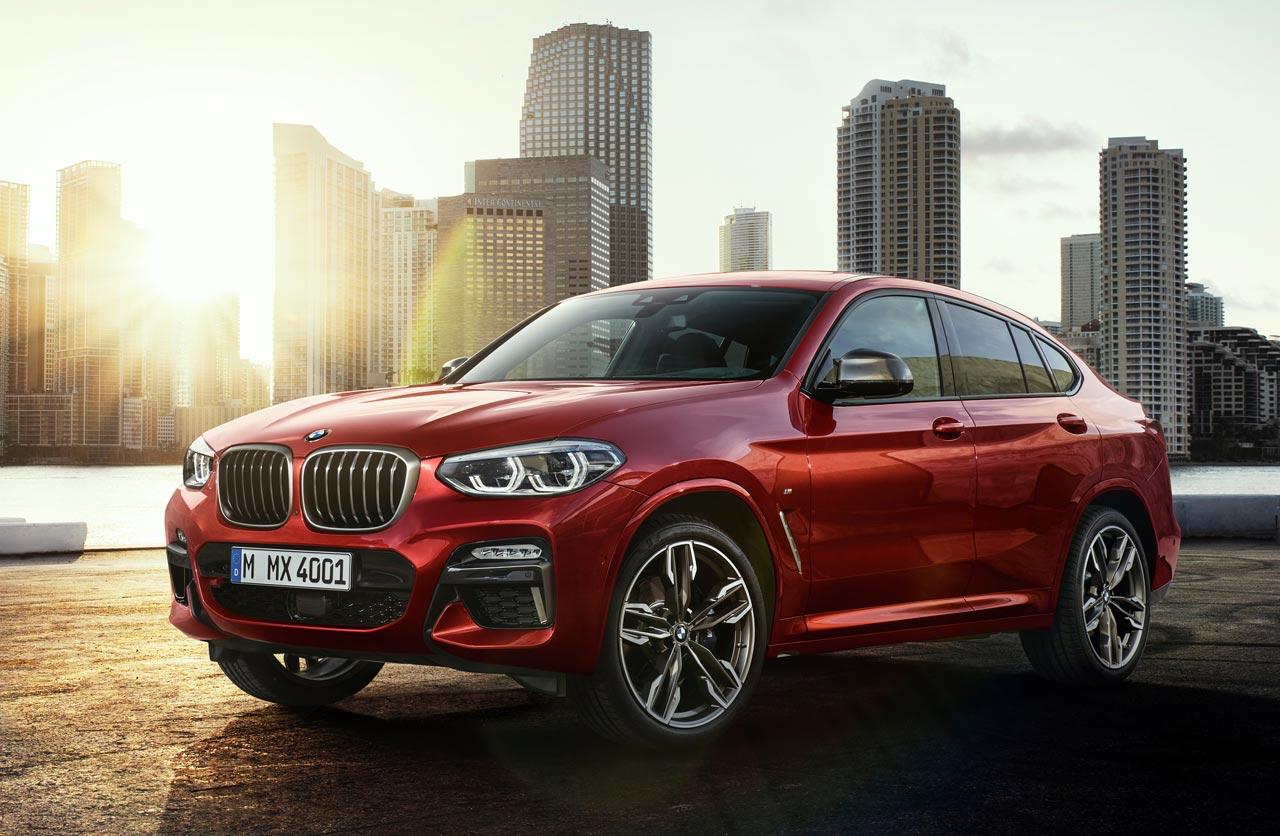 Con ustedes, la segunda generación del BMW X4