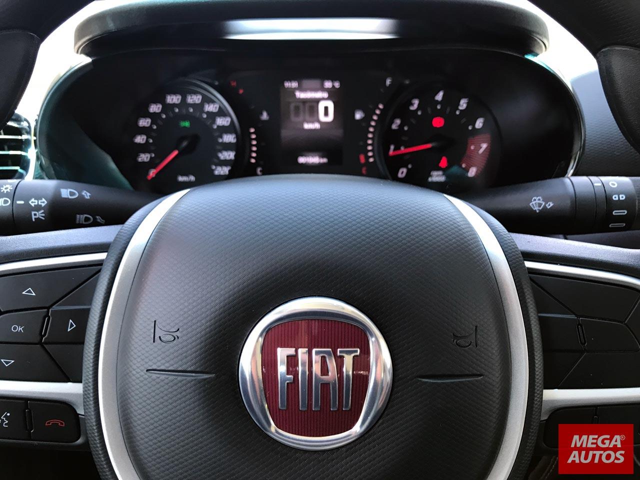Volante multifunción Fiat Cronos