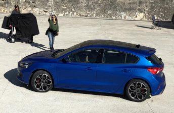 Esta es la nueva generación del Ford Focus