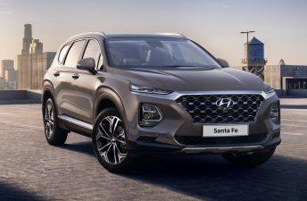 Cómo es la nueva Hyundai Santa Fe que llegará en 2019