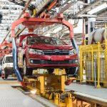 Fuerte crecimiento de la producción de autos en febrero