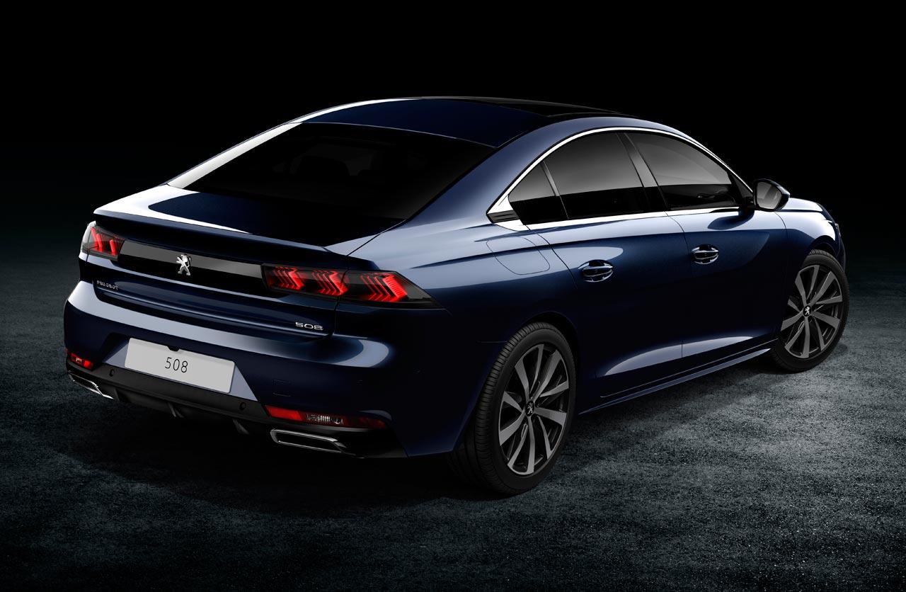Cambio Total  As U00ed Es Nuevo Peugeot 508