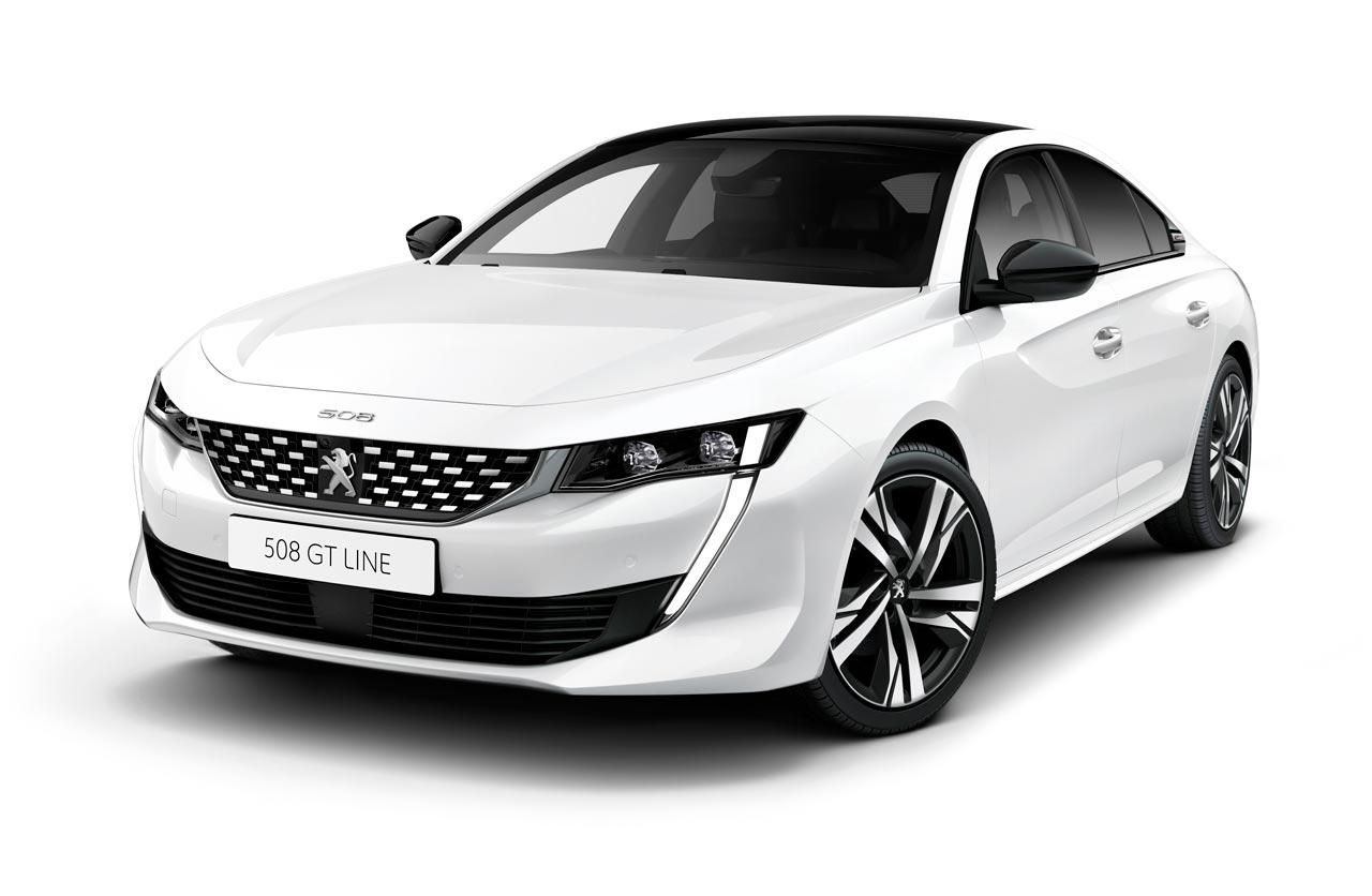 Cambio total: así es nuevo Peugeot 508 - Mega Autos