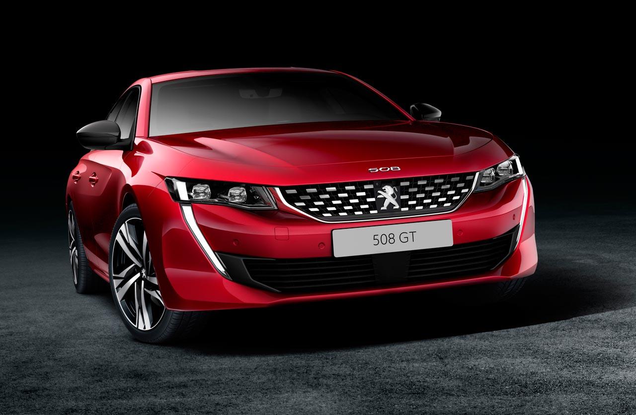 Cambio total: así es nuevo Peugeot 508