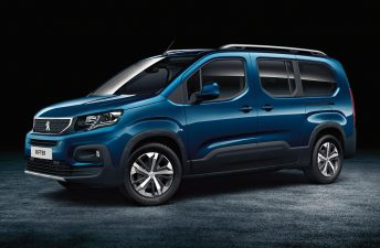 Peugeot Rifter: con ustedes, la nueva Partner