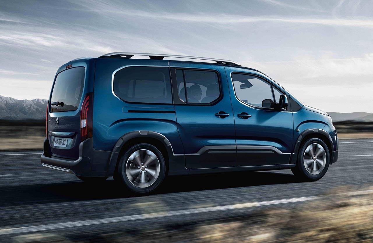 Peugeot Partner 2019 >> Peugeot Rifter: con ustedes, la nueva Partner - Mega Autos