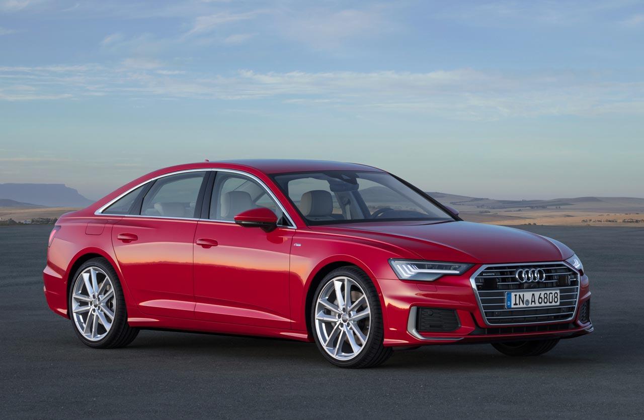 Nueva generación para el Audi A6