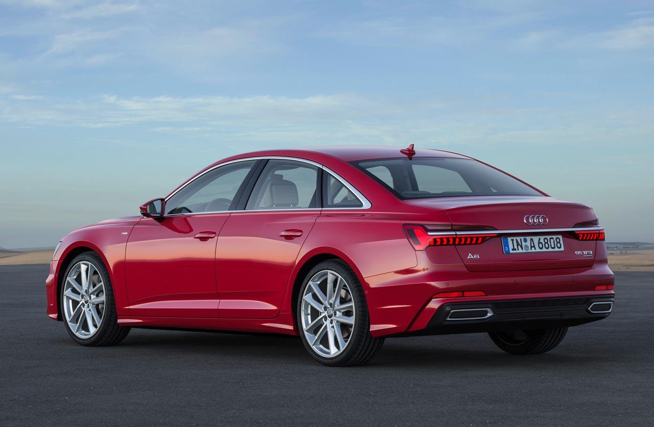 Nueva generación Audi A6
