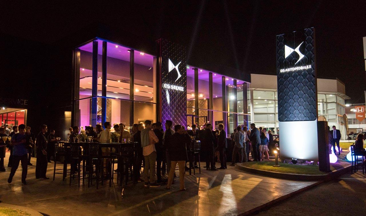 Inauguración DS Store Pilar