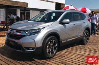 Honda lanzó la nueva CR-V en Argentina