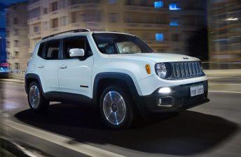 Jeep Renegade, con gama renovada en Argentina