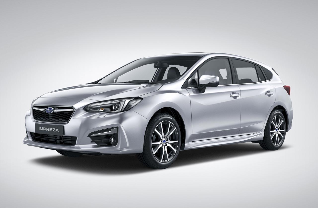 Llegó el nuevo Subaru Impreza