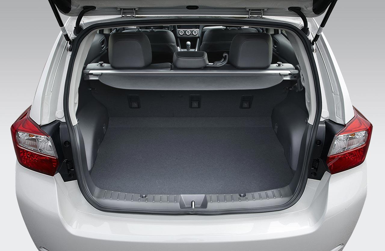Baúl Nuevo Subaru Impreza