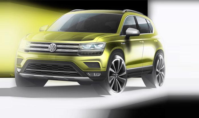 Así será el SUV argentino de Volkswagen